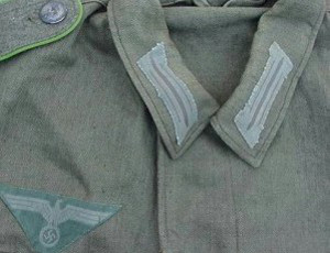 How to Sew on BEVO Insignia